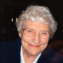 Lola Wilda Keeney