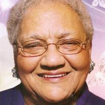 Mrs. Irene Bishop Goggans