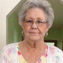 """Julia Ann """"Judy"""" Sturgell"""
