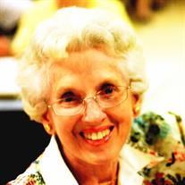 "Margaret ""Peggy"" Jane Tebay"