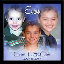 Evan T. St.Clair