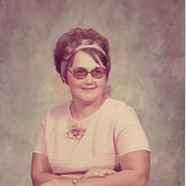 Wilma Dean Wampler