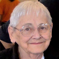 Margaret Ann Van Woert