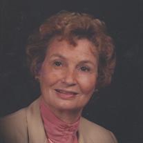 Mrs. Dorothy Long Pye Waters
