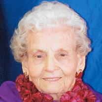 Mrs. Dorothy Louise Henderson