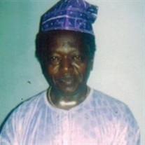 Samuel Bamidele