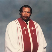 Reverend Richard Earl Leak