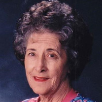 Agnes Gertrue Williams