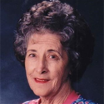 Agnes Gertrue Williams