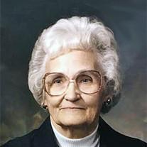 Mayme W. Rasmussen