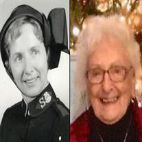 Major Betty M. Richardson