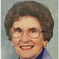 Mrs. Catherine Skinner Plunkett