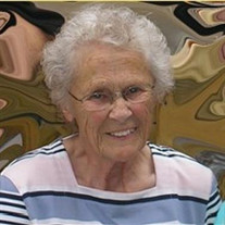 Mrs. Agnes Anthony Stem