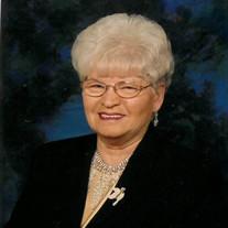 Mildred J Pruett