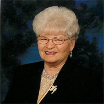 Mildred J Pruett