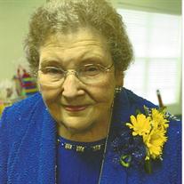 Mrs. Katie Ruth Fleeman