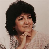 Lydia Mae (Monjaras) Dillard
