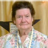 Doris Virginia Benton