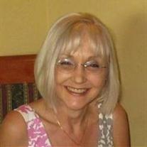 Sandra (Sandy) Ann Moffat Hodge