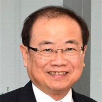 Mr Ka Hing Joe Cheng