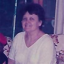 Dorothy  Faye Crane Garrett