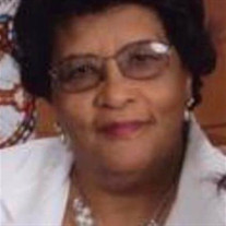 Mrs. Mary Victoria  Douresseau
