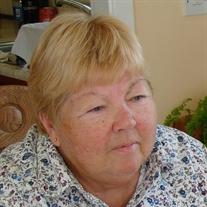 """Elizabeth """"Betty"""" Joan McLeod"""