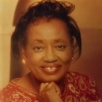 Mrs Anna Mae Hamilton