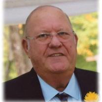 Parker Holt, 67, Collinwood, TN