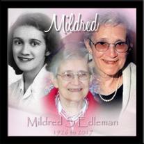 Mildred S. Edleman