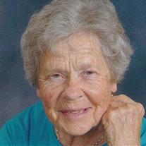 Mary Willie Thomas