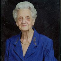 Margaret Cauthern Burnette