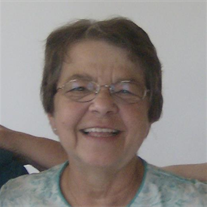 Linda  Darlene Van Hook Colwell