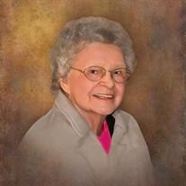 Margaret Cox Beck Wells