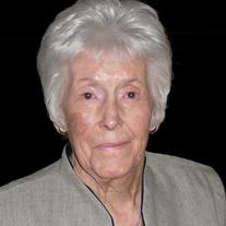 Marjorie M. Le Clair