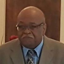 Mr. William Primes Rosborough