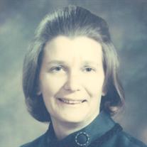Mary Henderson  Messinger