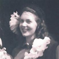 Mrs. Virginia L. Belleau