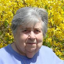 Mrs. Georgianna Josephine Reed