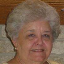 """Patricia """"Pat"""" Ann (Stevens) Farquharson"""