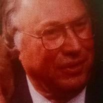 """Mr. Harold  """"Hamby"""" Hubert  Sigmon"""