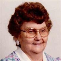 Mildred E. Baldwin