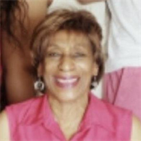 Mrs. Velma Louise McGregor