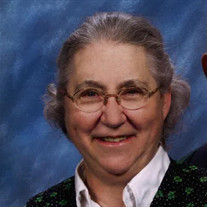 Mrs. Barbara Jane Erickson