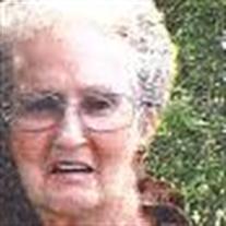 Donna Ruth Burdett