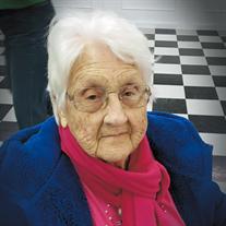 Mildred Nancy Hignite