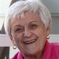 Mrs. Eda Genevieve Mahan