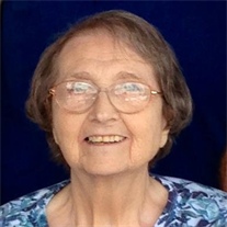 Mrs. Mary Esther Webb