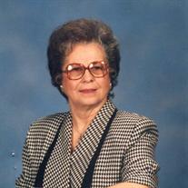 Mrs. CLEO HAZEL SMITH HILL