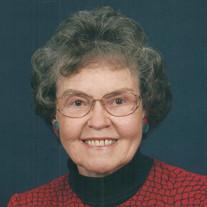 Barbara Ebdon Baker